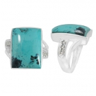 Eilat Stone Rings 5496/SHT/WCZ/R ~ FREE SHIPPING ~