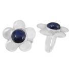 Lapis Lazuli Ring 5498 ~ FREE SHIPPING ~