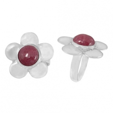 Rhodonite Ring 5498 ~ FREE SHIPPING ~