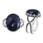Lapis Lazuli Ring 5577/OXI ~ FREE SHIPPING ~