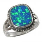 opal rings RB0727/OP ~ FREE SHIPPING ~